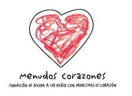 Logo de Menudos corazones