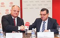 Sergi Loughney y José Luis Martínez Donoso