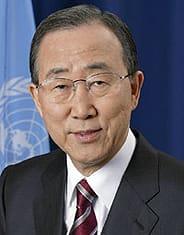 Ban Kin Moon