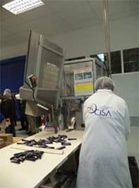 Trabajadores del CEE de Aspanias