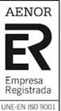 Logo de Aenor