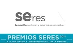 Logo de los premios de la Fundación Seres