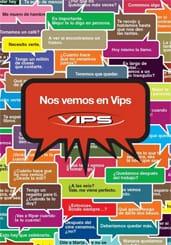 Imagen publicitaria de VIPS