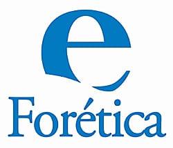 Logotipo de Forética