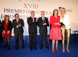 Entrega del Premio