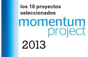 Momentum project 2013