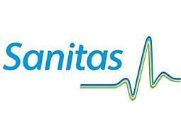 Logotipo de Sanitas