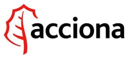 Logo de Acciona