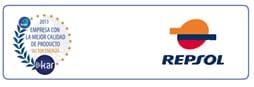 Premio Kar a Repsol (cartela)