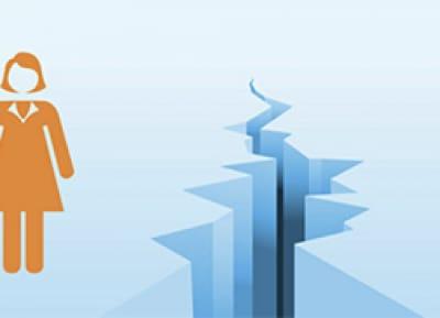 Brecha de género (ilustración)