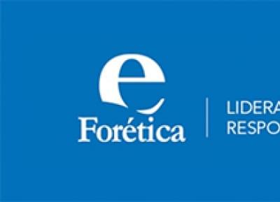 Forética, logo