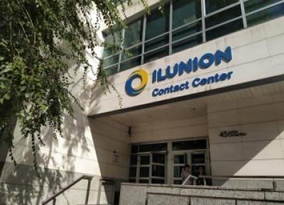 Fachada de Ilunion Contact Center