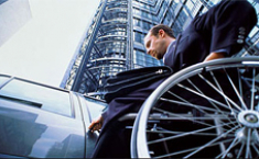 Trabajador con discapacidad